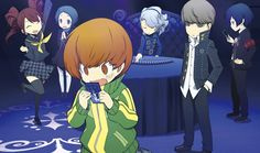 Persona Q has StreetPass Personas and Sacrificial Fusion - Gematsu