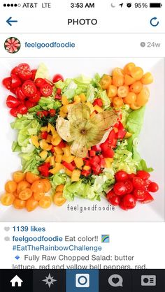 WFPB meal inspiration thanks to Instagram *all credit to original poster. Please follow them on IG
