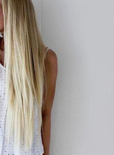 Straight californian hair, the prettiest ...