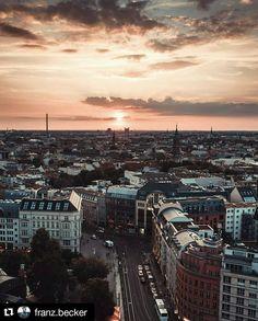 Berlin   #Repost @franz.becker