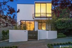 Built for Art Collection, S.F. Home Designed by Joseph Esherick Lists for $11.8M