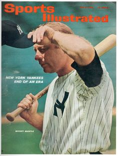 Mickey Mantle, Sports Illustrated