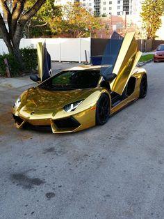 #Lamborghini LP700 #Aventador