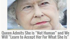 Algo extraño pasa con los lideres del mundo, La reina de Inglaterra comunica en su sitio ofici...