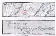 Kyrie Garcia: Entry for bookmark contest for Winter the Lunar Chronicles, 2015