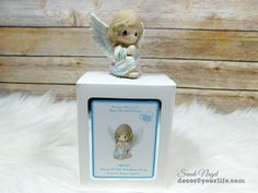 precious moments christmas figurines