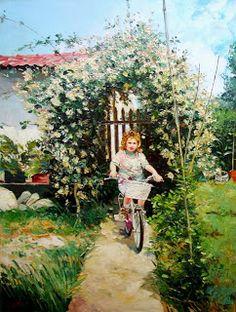 Gallery Corona: Ελαιογραφία σε καμβά 60χ80εκ. Γεώργιος Τέγγος