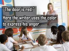 cool The door is red ( 23+ Funny Pictures)