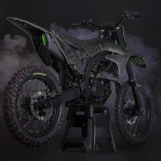 sick looking dirtbike