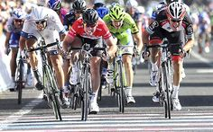 17 May. Giro Stage 13: Cav sprints to fourth victory and extends lead in points competition