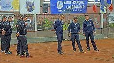 WebTV : dixième étape à Lyon pour le Trophée Super 16 - Sport-Boules Lyonnaises - ARTICLES sur la pétanque