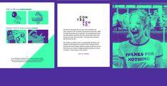 drope é um projeto editorial fictício, aplicado como forma de avaliação da disciplina de Design Editorial [Bacharelado em Design, Universidade Federal de Pernambuco], ministrada pelo professor Hans Waechter, no segundo semestre de 2016.