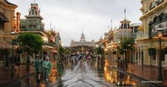8 Things You Should Know When It Rains At Magic Kingdom