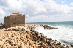 #Paphos Fort.