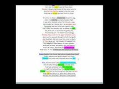 Literary analysis essay anthem