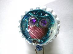 OWL+RETRACTABLE+ID+HOLDER-A