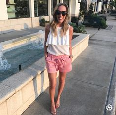 Spring / Summer Outfit 2017 @thesweethomemom www.thesweethomemom.com