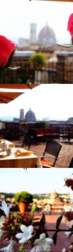 I want to eat here while I am in Florence!