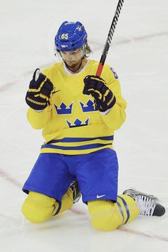 Erik Karlsson, Team Sweden, Sochi 2014