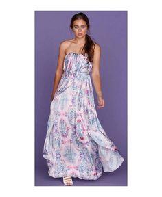 Honey and beau maxi dress