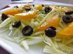 Salada de Funcho com Laranja
