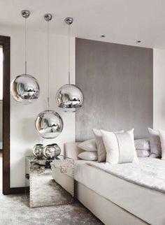 Love color: decoración en plata