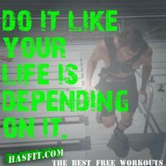 coach kozak fitness motivation quote