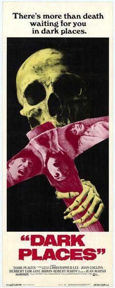 Dark Places (1973)Stars: Christopher Lee, Joan Collins, Herbert Lom, Jane Birkin, Robert Hardy, Jean Marsh ~  Director: Don Sharp