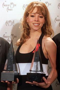 Queen Mimi, Mariah Carey 1990, Ideal Girl, Martina Mcbride, Debbie Gibson, American Music Awards, Island Girl, Celebs, Celebrities