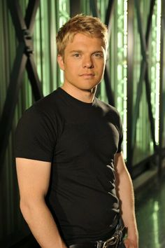 David Paetkau - Flashpoint ;) Also known as Sam