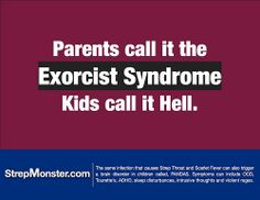 Exorcist Syndrome