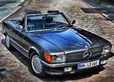 #Mercedes Benz #SL (R107) #MercedesBenzofHuntValley