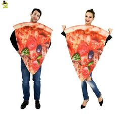 ff9bf81487 HOT PRICES FROM ALI - Buy New Couple Jumpsuit Halloween Party Festival  Pizza Costumes Adult Cartoon funny costumes Women Men Food Jumpsuit Role  Play