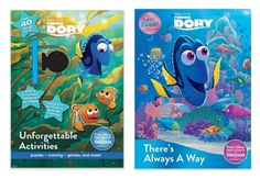 #Giveaway Win 2 Finding Dory Activity Books from Parragon Books (Ends 8/22) #ParragonSummerBooks