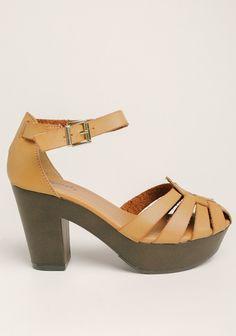 Lorna Platform Heels