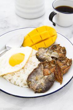 How to Make Sinangag (Garlic Fried Rice) - Filipino Breakfast
