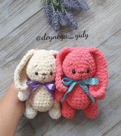 Mesmerizing Crochet an Amigurumi Rabbit Ideas. Lovely Crochet an Amigurumi Rabbit Ideas. Amigurumi Doll Pattern, Crochet Amigurumi Free Patterns, Crochet Animal Patterns, Crochet Animals, Crochet Dolls, Free Crochet, Knitting Patterns, Knitting Toys, Crochet Bunny Pattern