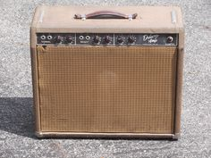 1962 Fender Brownface Deluxe