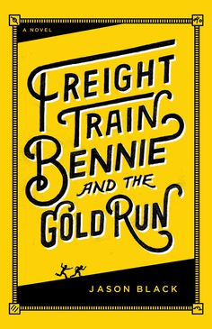 Freight train bennie and the gold run
