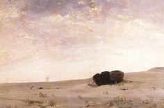 Urgell, Modest, (1839-1919), Marina, 1892, Oil