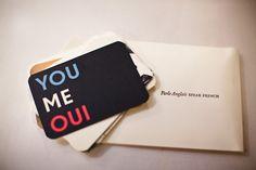 cute French theme