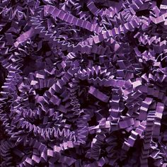 Purple Shredded Paper For Filling Hampers & Boxes