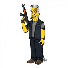 Simpsons of Anarchy