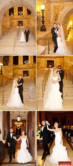 The Catered Affair at Boston Public Library Wedding by Person + Killian Photography