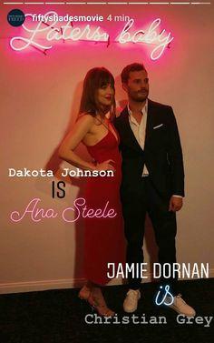 #JamieDornan and #DakotaJohnson in the premiere of #fiftyshadesfreed