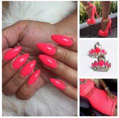 Pink neon summer 😍