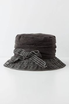 Striations Floppy Hat - Anthropologie.com