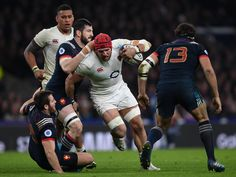 James Haskell vows to fight fire with fire as flanker calls on England to match Wales passion in Six Nations battle - The Independent