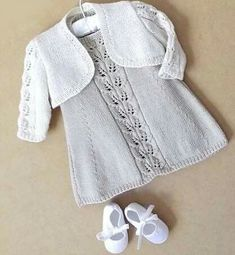 Baby Girls A-line dress with B