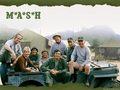 M*A*S*H - Most of us remember our parents watching this when we were children. Do yourself a huge favor and go watch a few episodes now that you can understand them. By far, the best written and acted television show ever produced.